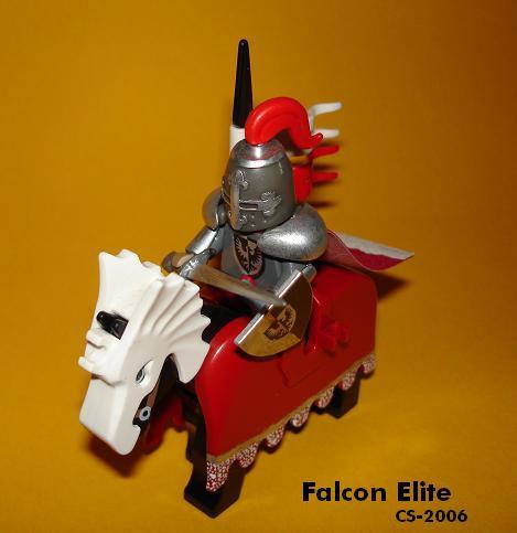 Falcon Elite z lotu ptaka