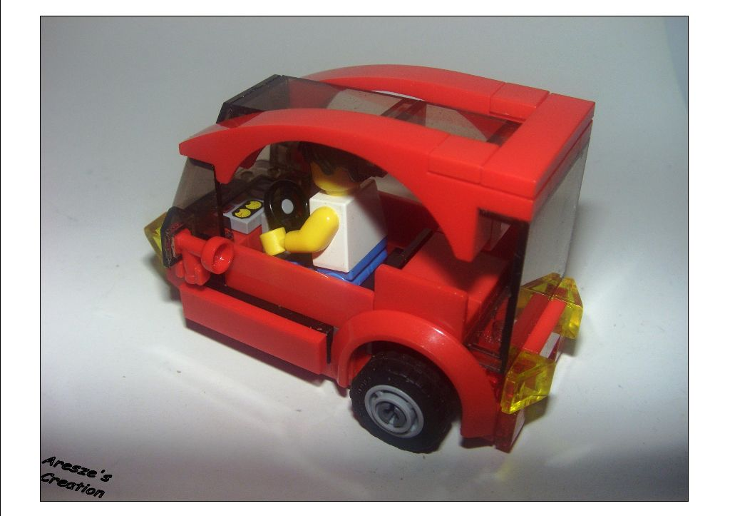 aresze moc - 3 wheels car 003