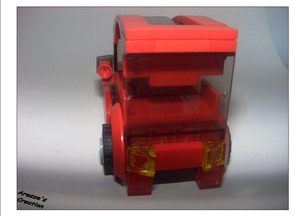 aresze moc - 3 wheels car 004