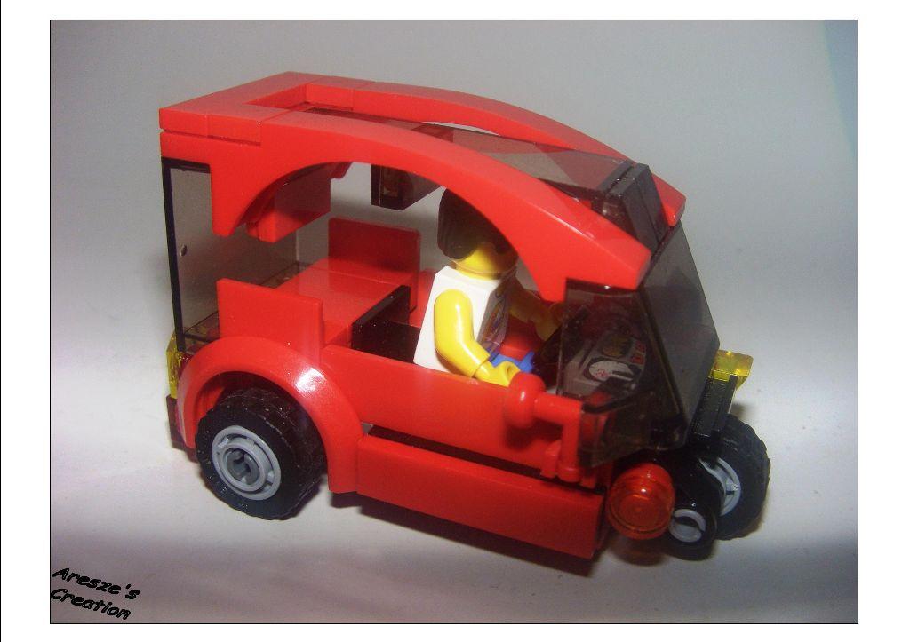 aresze moc - 3 wheels car 005