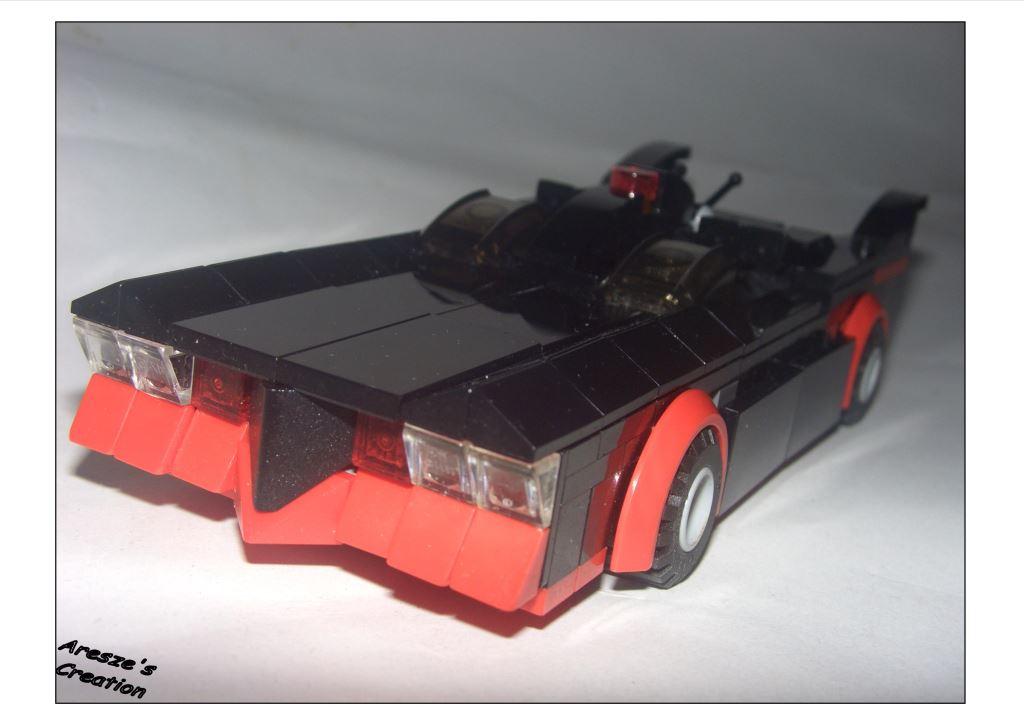 aresze moc - The flying batmobile 001