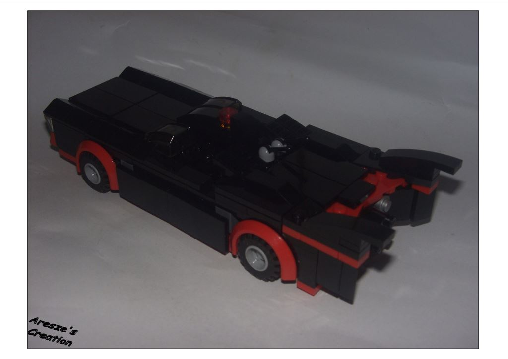 aresze moc - The flying batmobile 002