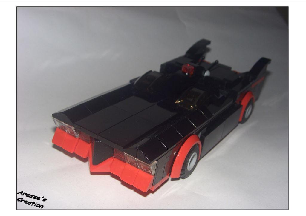 aresze moc - The flying batmobile 004