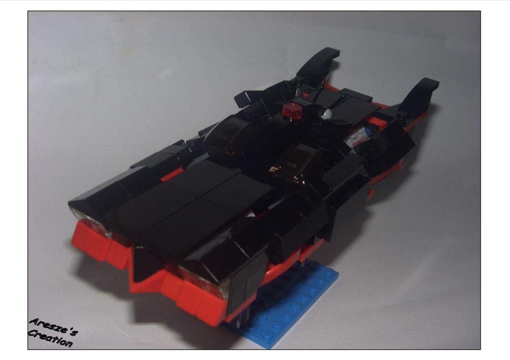 aresze moc - The flying batmobile 005
