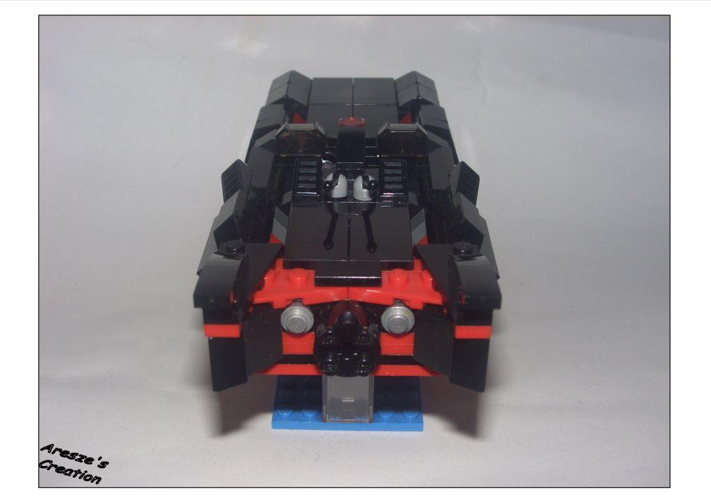 aresze moc - The flying batmobile 009