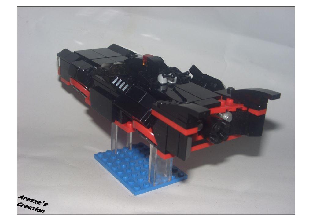 aresze moc - The flying batmobile 010