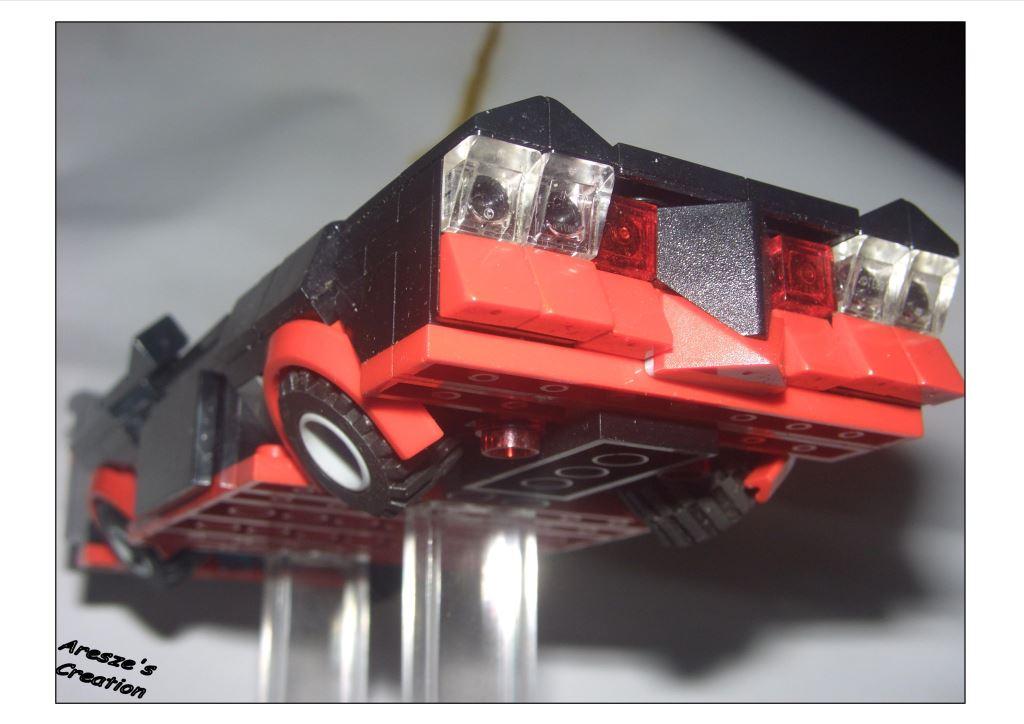 aresze moc - The flying batmobile 012