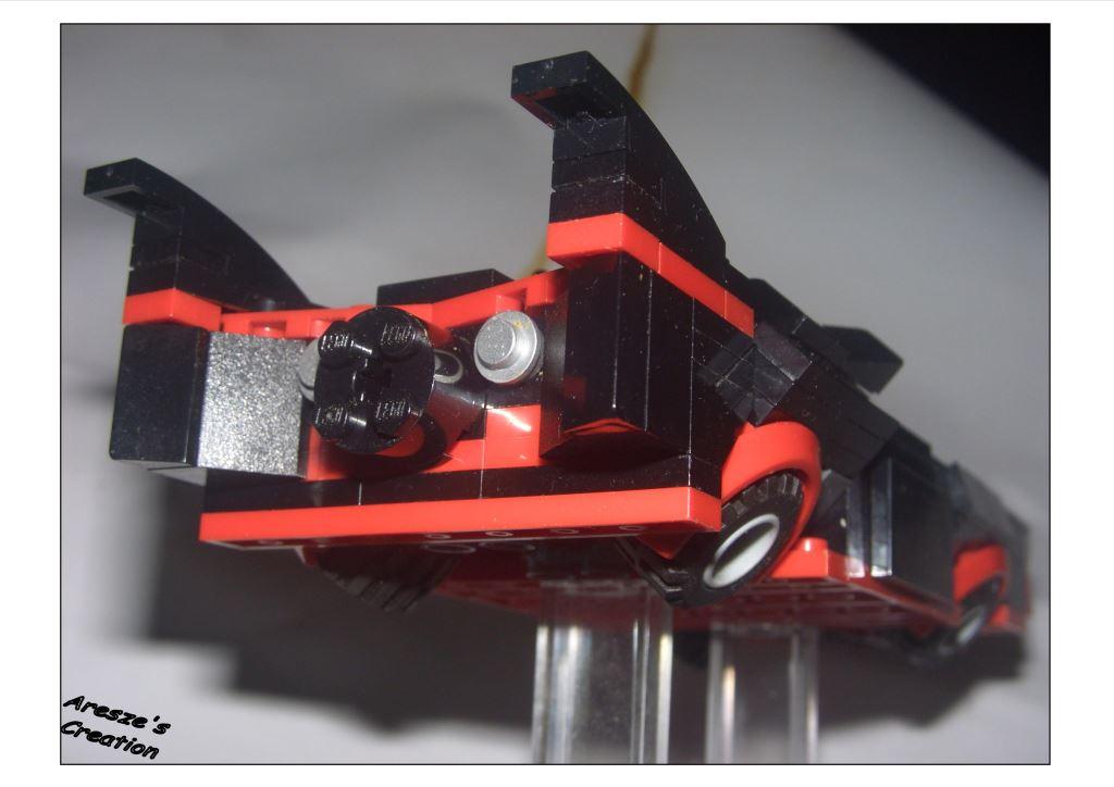 aresze moc - The flying batmobile 014