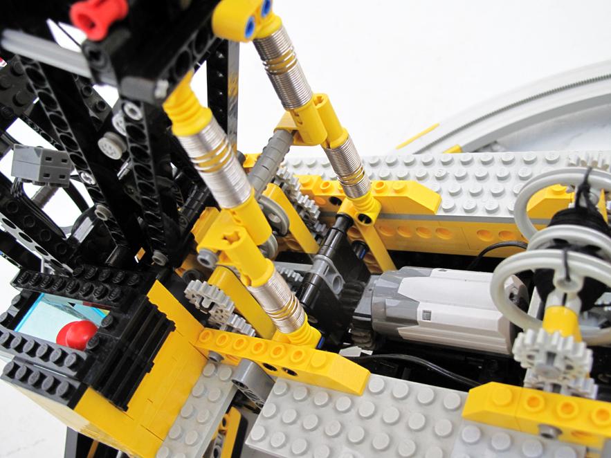 Lego Crane Train Lego Technic Ring Crane