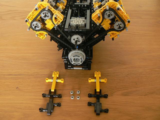 Как сделать лего мотор для 592