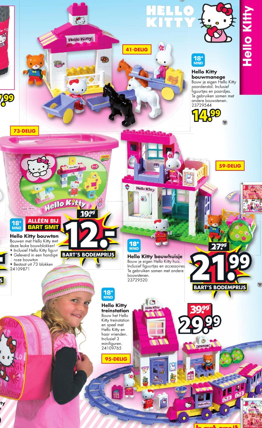 Hello Kitty Duplo April Fools Pictures