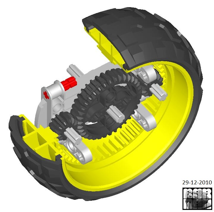 Barman's Own Designs for Possible Lego Technic Parts - LEGO Technic ...