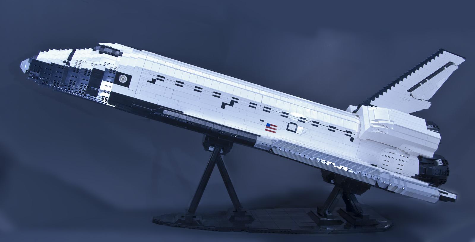lego space shuttle moc instructions - photo #12