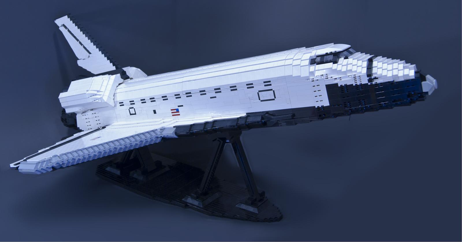 lego space shuttle moc instructions - photo #25