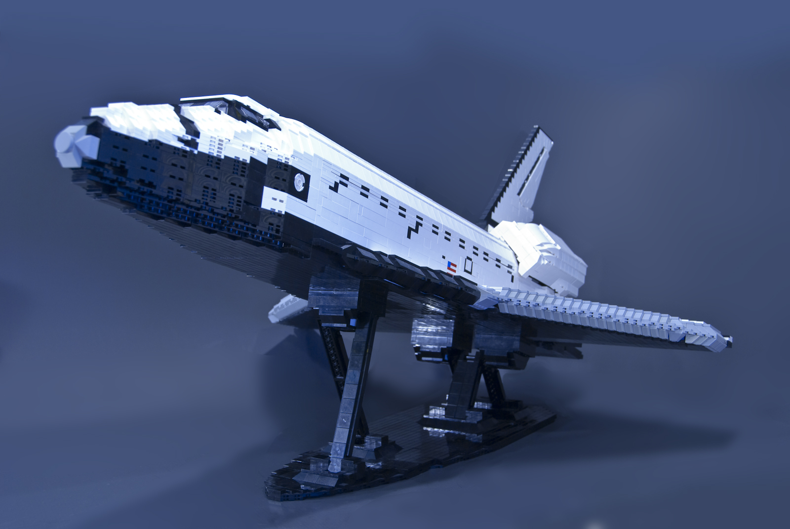 lego space shuttle large - photo #7
