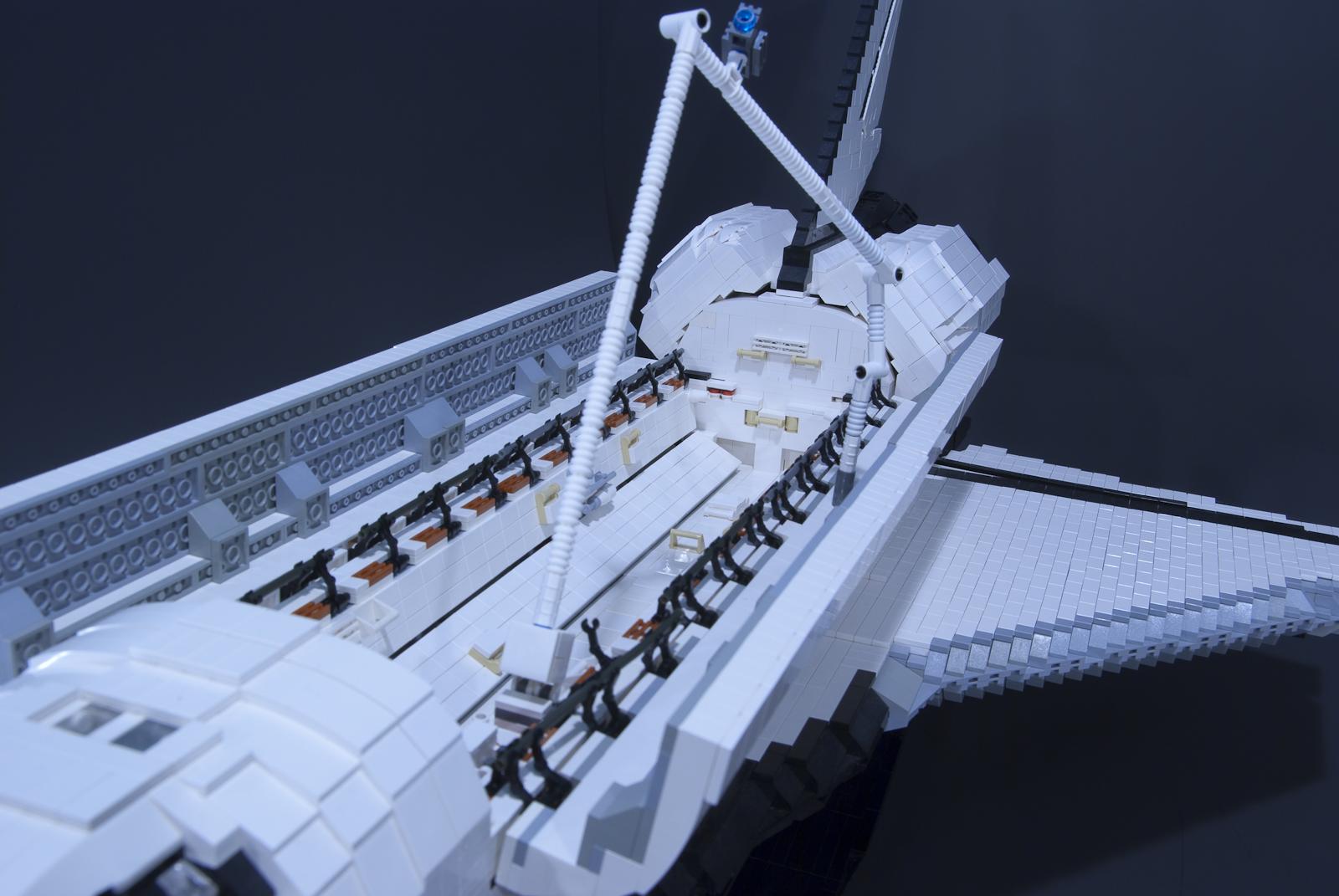 lego space shuttle moc instructions - photo #23