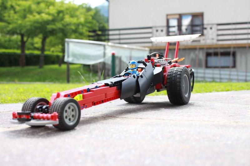 Drag Race Car - LEGO Technic, Mindstorms & Model Team - Eurobricks ...