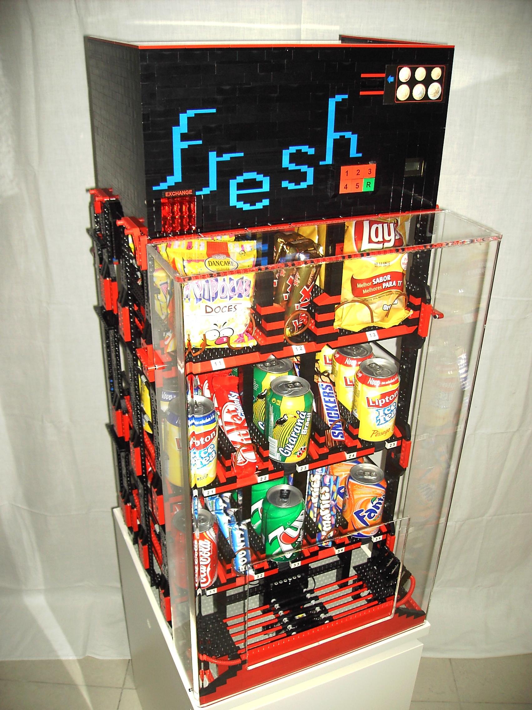 Vending-Machine No. II
