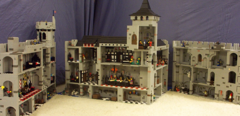 Classic Castle Com View Topic Moc Welcome To Brickmoor