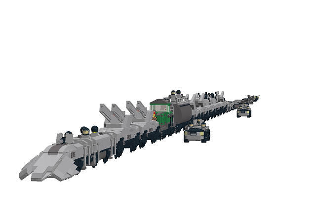 Armored Train Project The Brikwars Forums