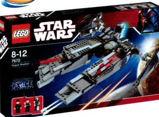 lego star wars 7672