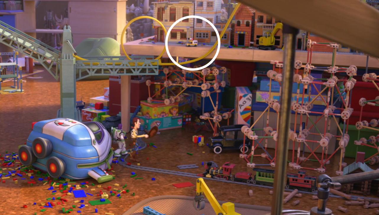Disneybricks Toy Story That Time Forgot