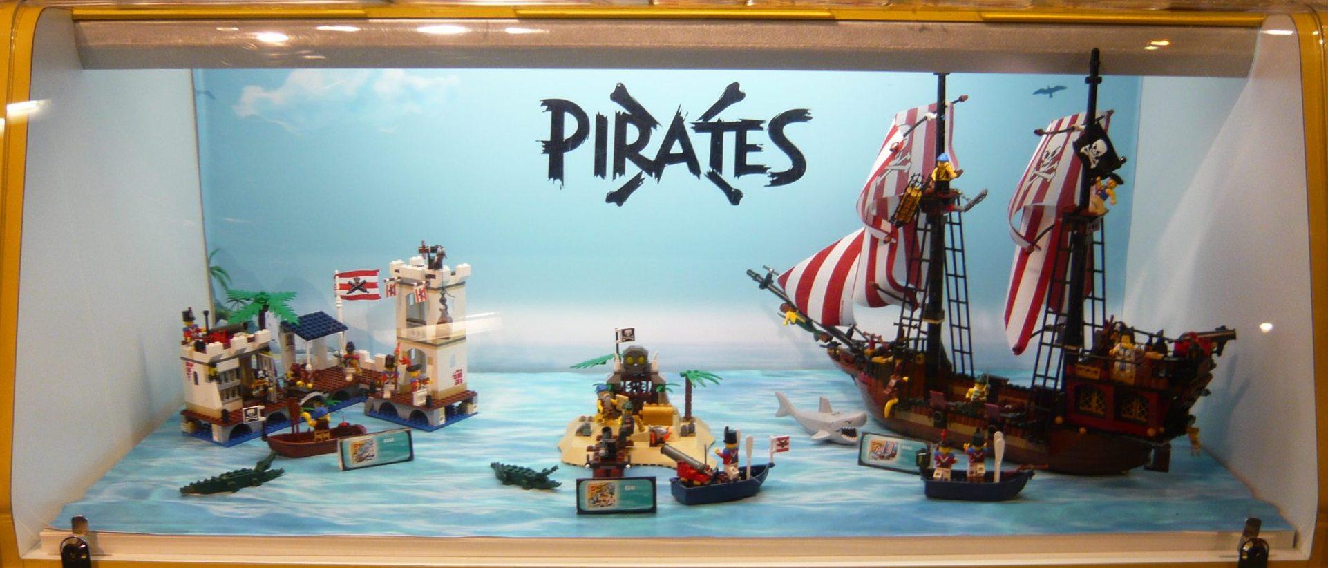 Как сделать пиратскую базу