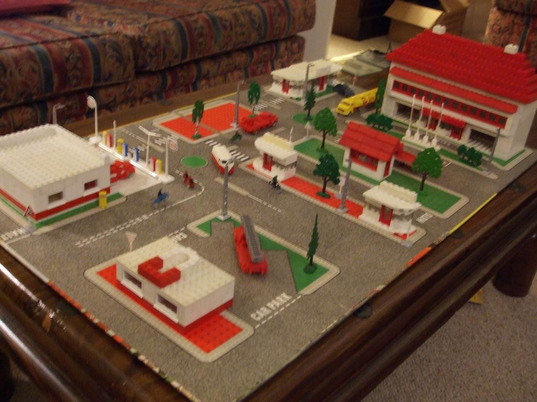 My 810 Town Plan So Far Lego Town Eurobricks Forums