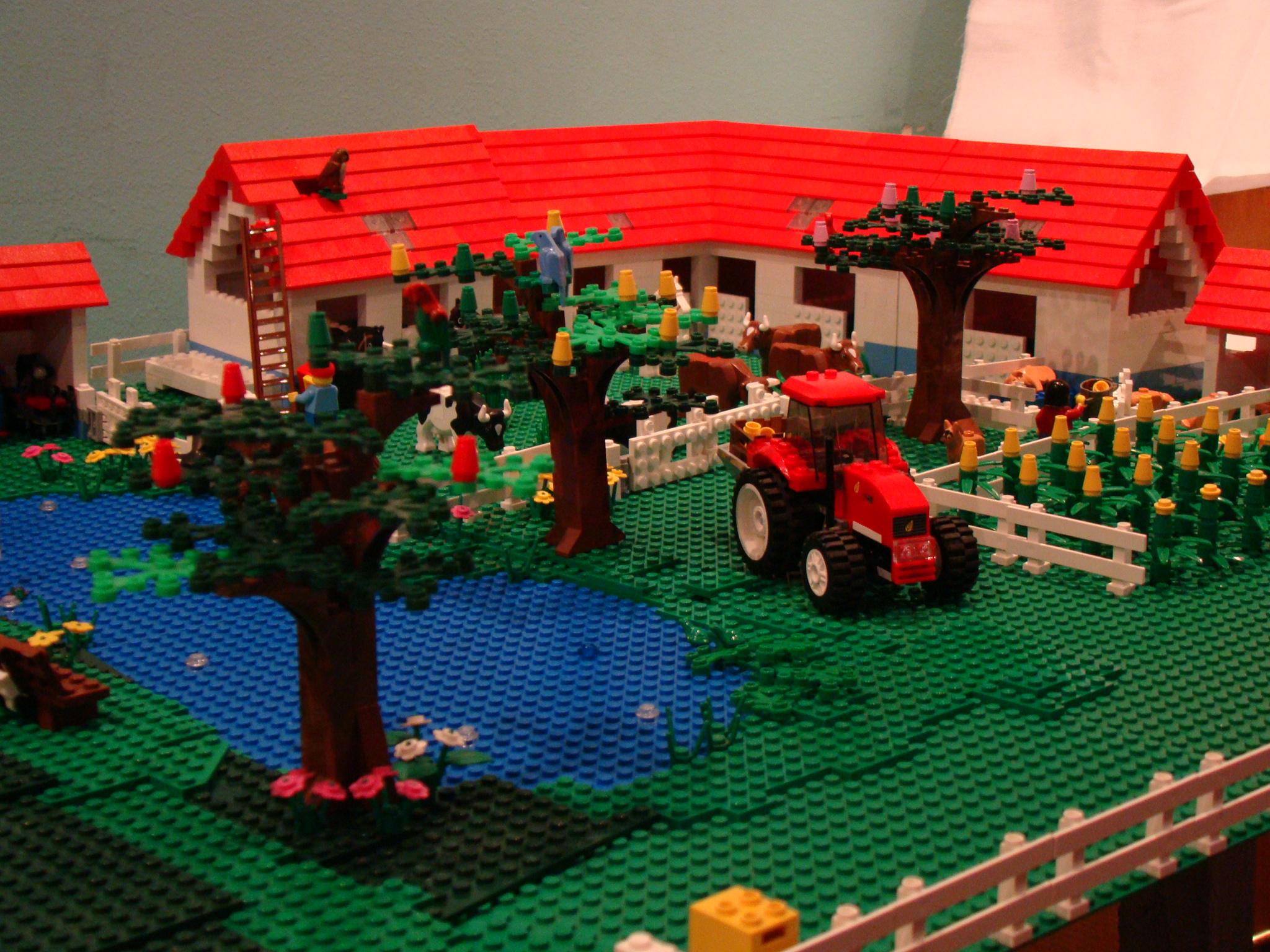 Fazenda LEGO