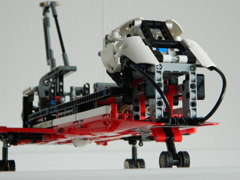 lego technic space shuttle parts list - photo #34