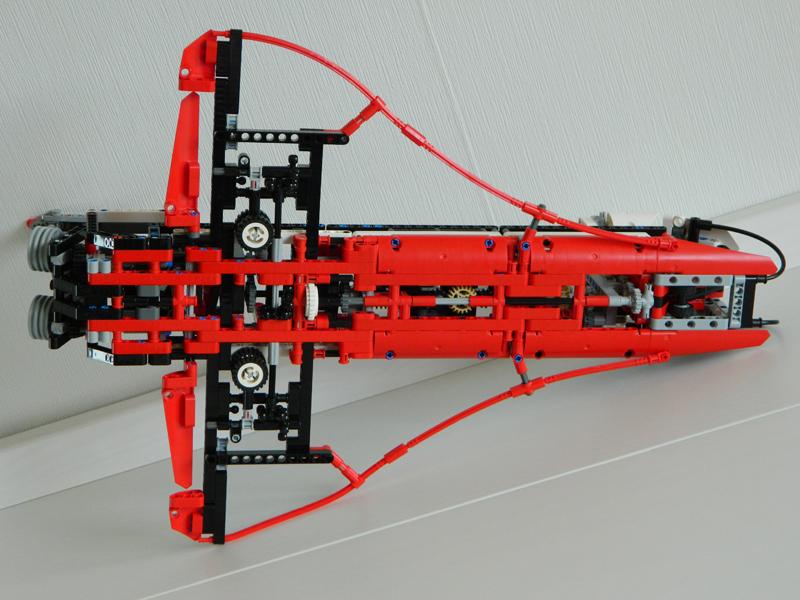 lego technic space shuttle parts list - photo #33
