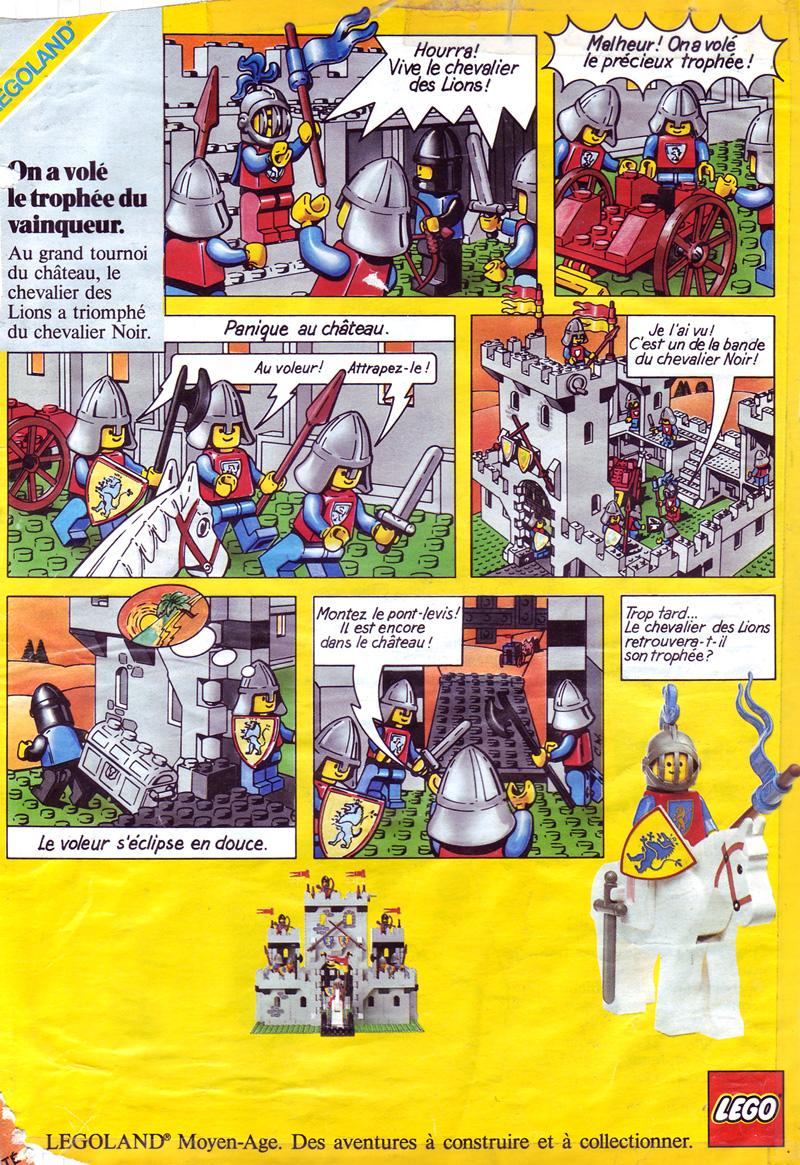 [LEGO] : MOYEN-AGE + liens Publego__moyenage