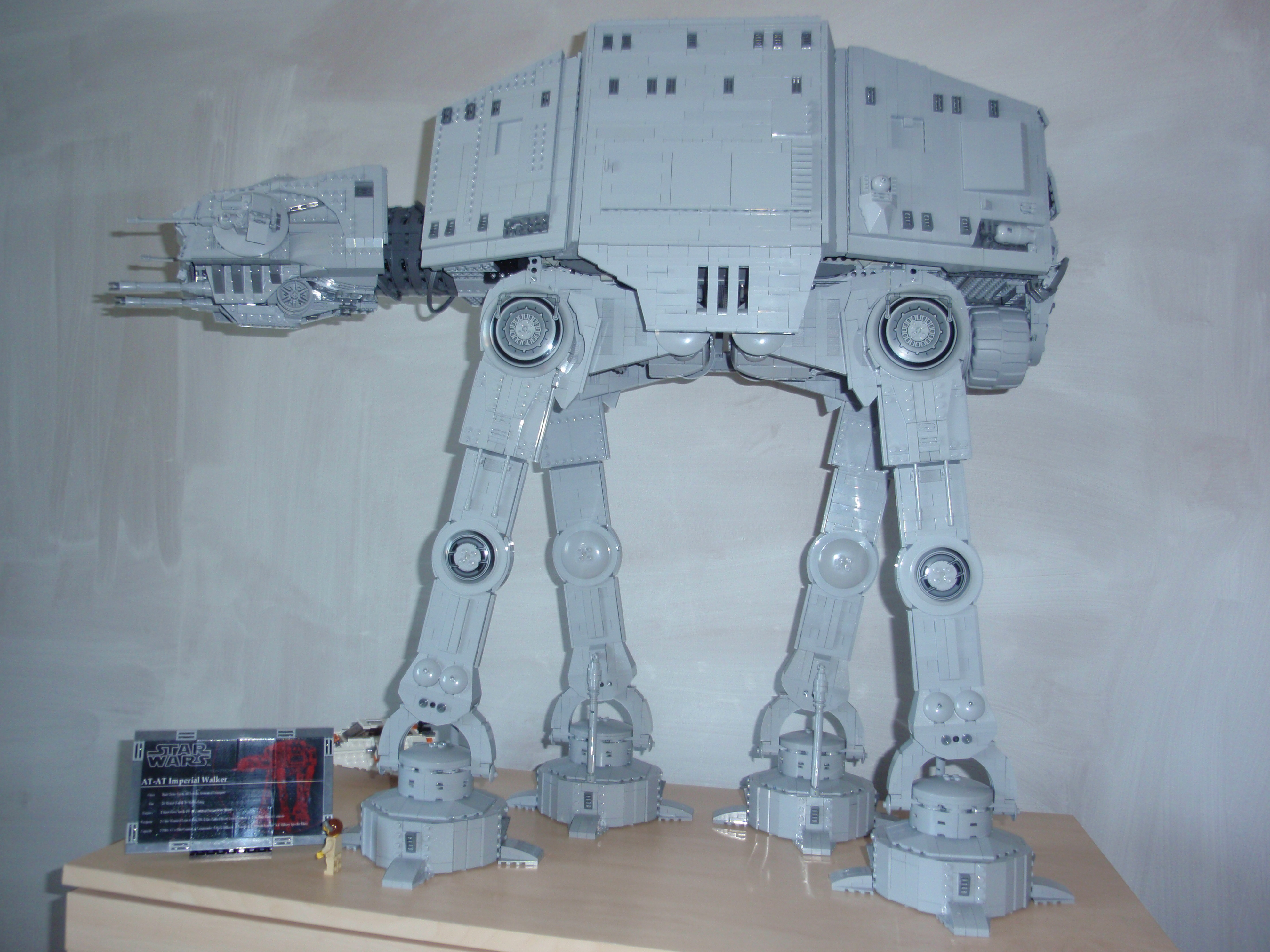 Ucs At At Page 8 Lego Star Wars Eurobricks Forums