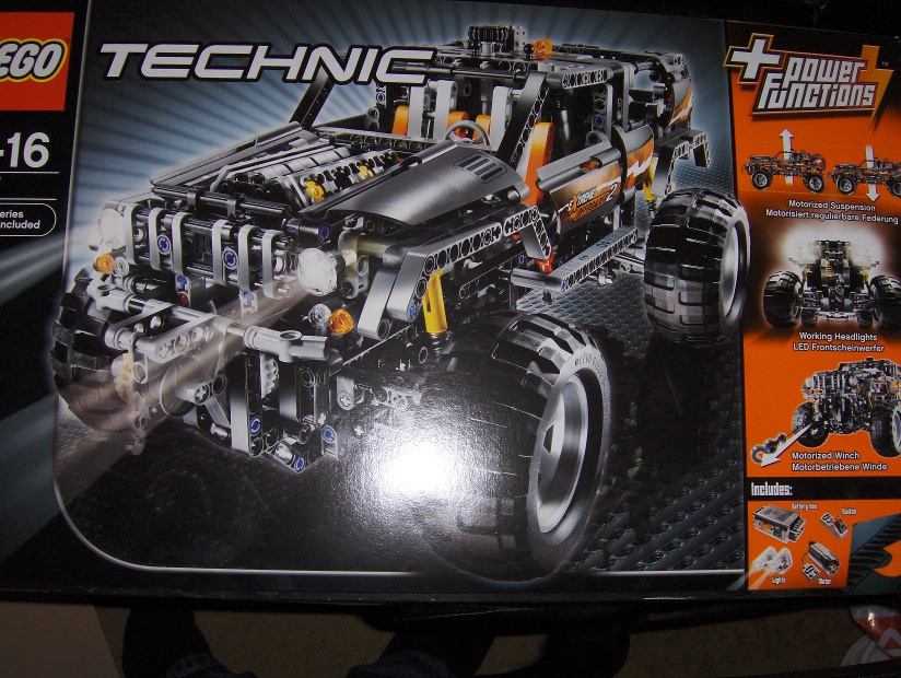 Set Review] 8297 Off Roader (lots of pictures) - LEGO Technic ...