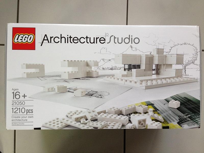 2013 LEGO建築系列21050開箱