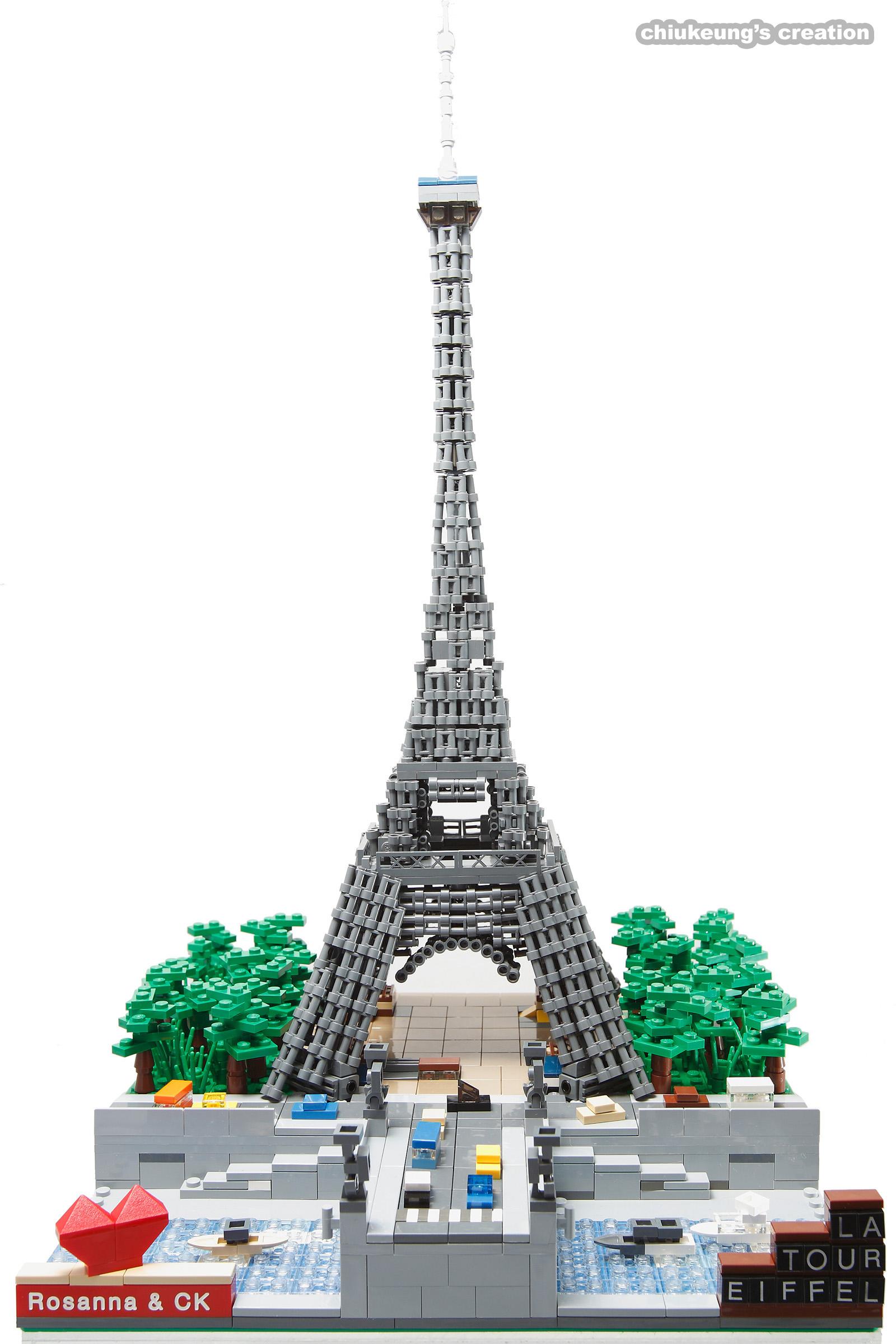 Eiffel Tower Lego Set Blog a Lego Eiffel Tower