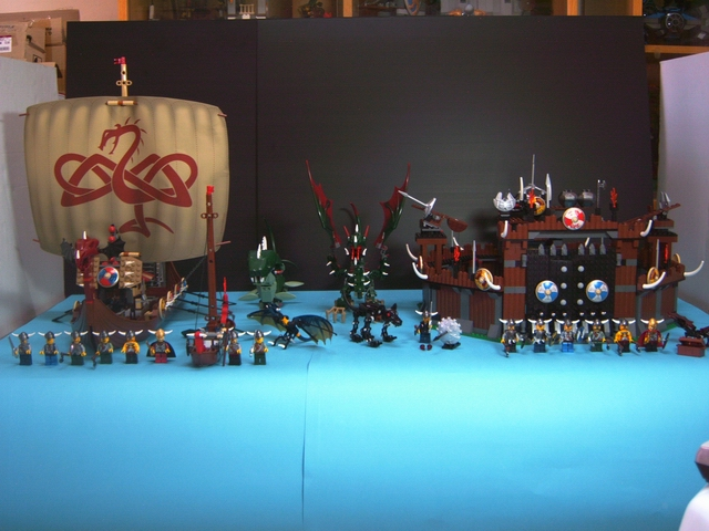 Picture Review of Vikings Sets - LEGO Historic Themes - Eurobricks ...