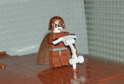 [LEGO] Créations d'oeuvres célèbres - Page 2 Lame