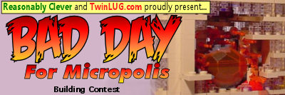Bad Day for Micropolis Contest!