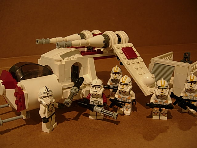 lego star wars 212th legion