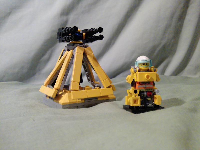 MOC] Lego universe minifigs - Culture & Multimedia