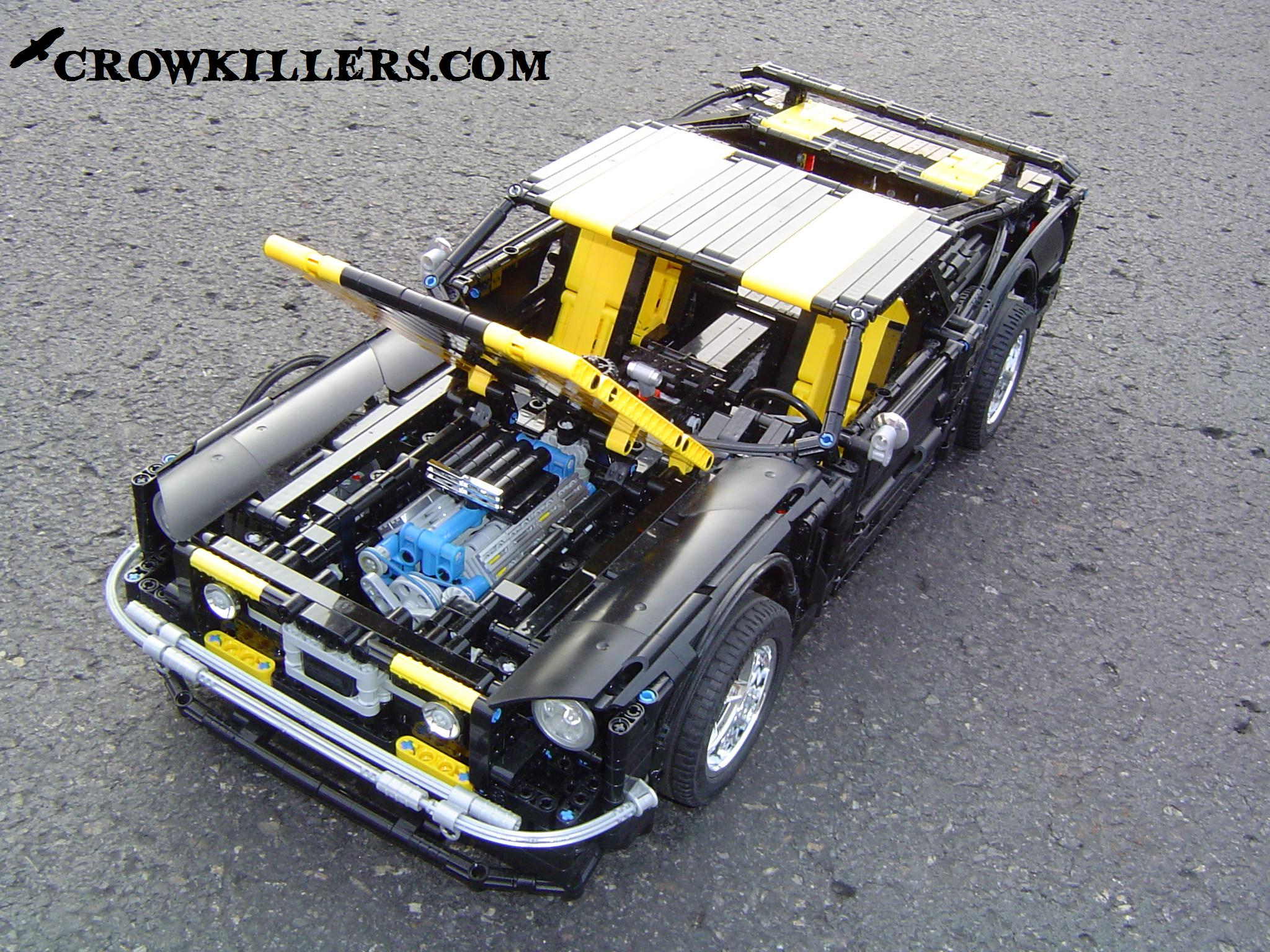 muscle cars instructions lego technic mindstorms. Black Bedroom Furniture Sets. Home Design Ideas