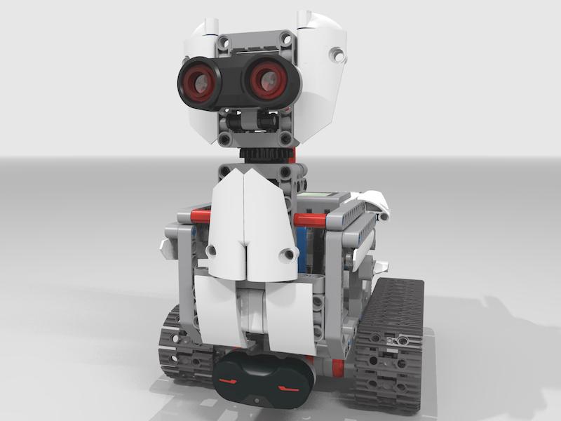 Custom Mindstorms Explorer Robot - LEGO Technic and Model