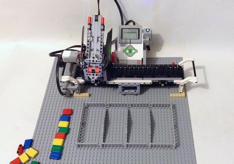 Optimized Lego Mindstorms Models - LEGO Technic, Mindstorms ...