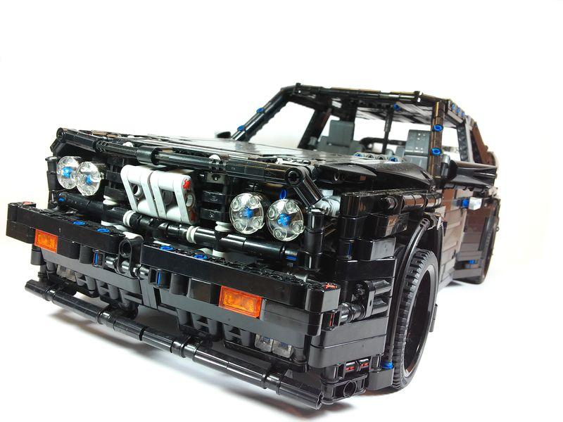 Moc Bmw M3 E30 Lego Technic And Model Team Eurobricks Forums