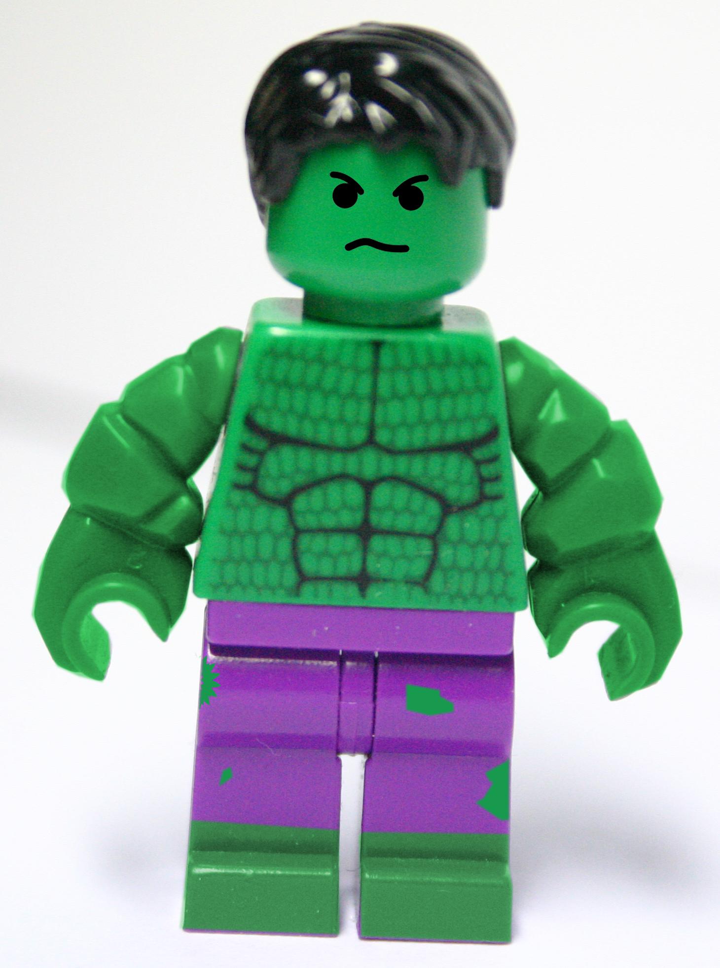 Hulk lego version imperium der steine