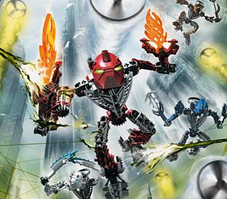 Forum Forum poświęcone Bionicle Strona Główna