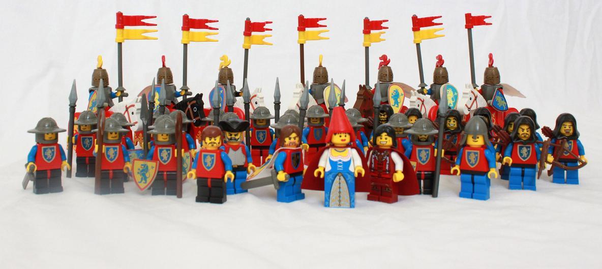 kingdoms how to raise an army
