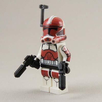 Lego Star Wars Commander Fox 25