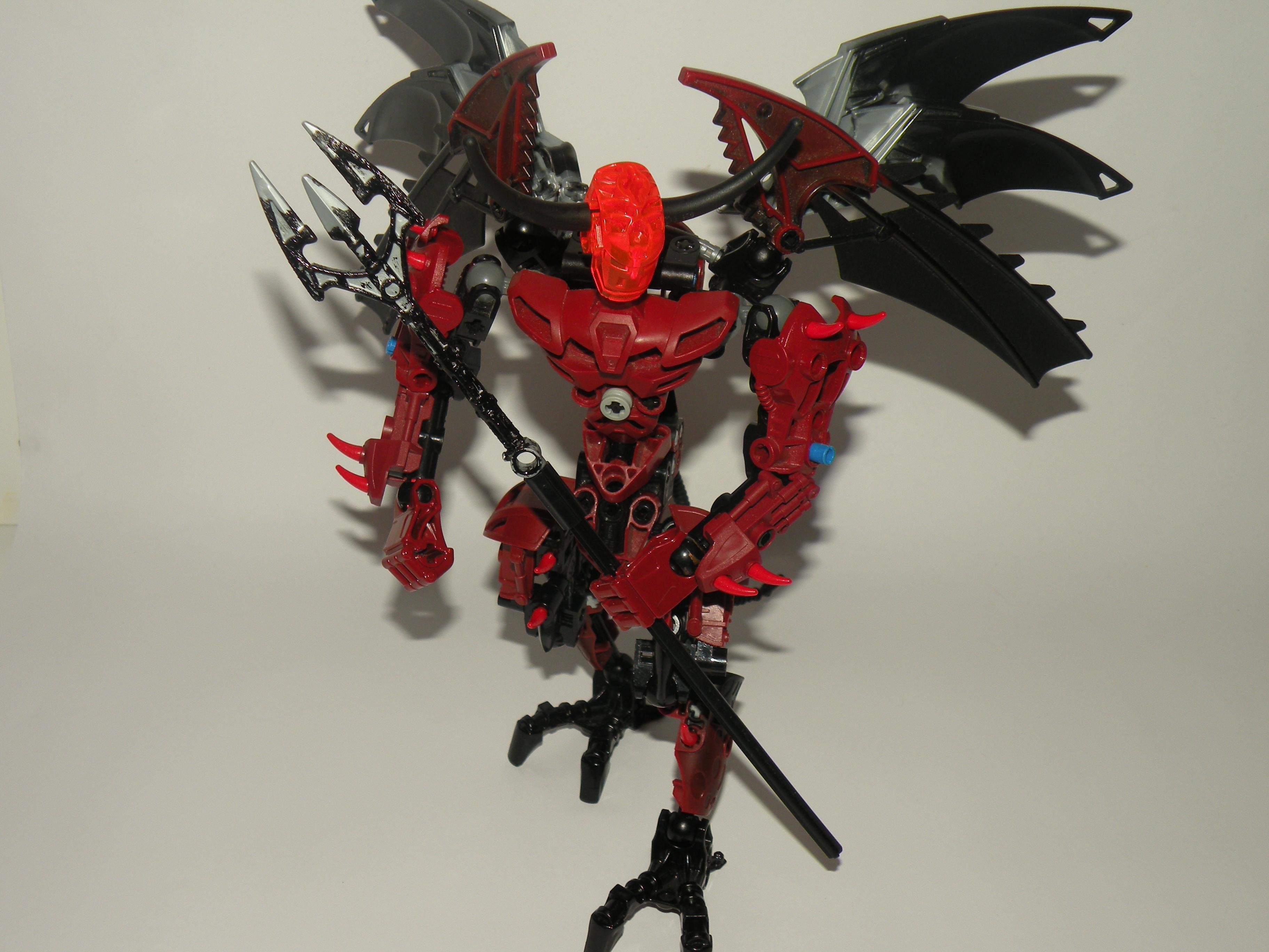 [MOC] Concours halloween 2010 : Satan Dscn1720